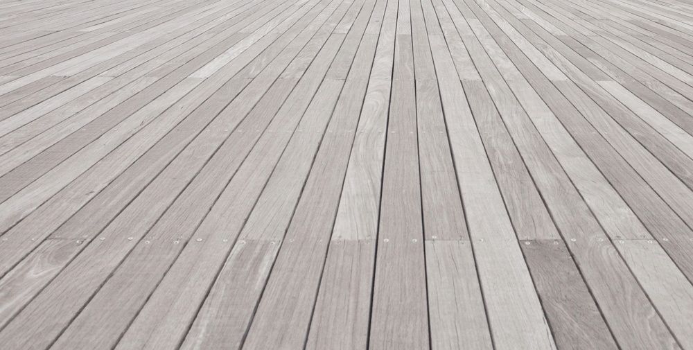 How clean your wood deck in the right way.