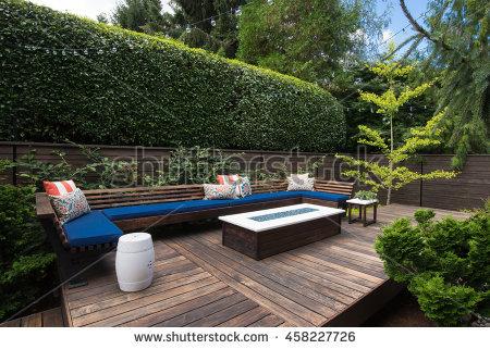 Deck shrub clipart #11