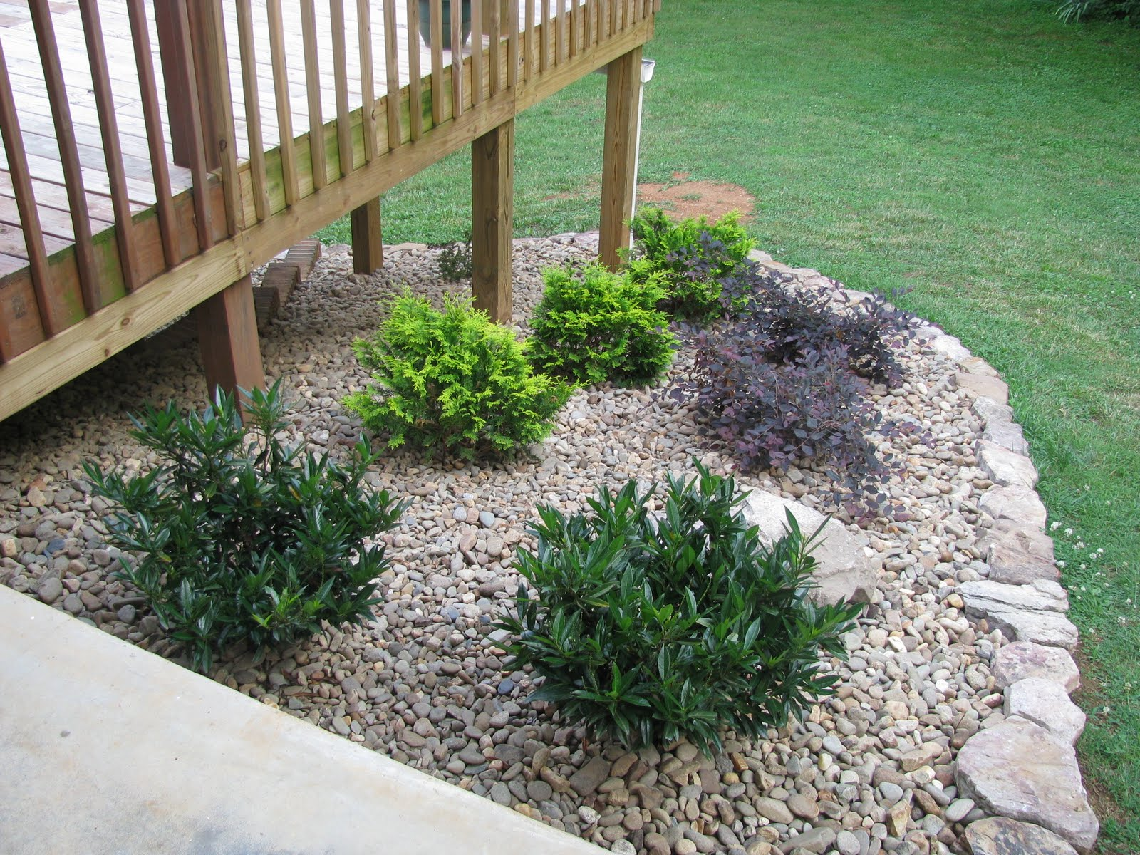 1000+ ideas about Landscaping Around Deck on Pinterest.