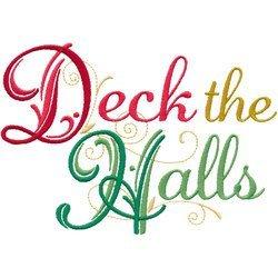 Deck the halls clipart 1 » Clipart Portal.