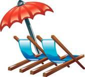 Deck chair Clip Art and Illustration. 1,975 deck chair clipart.