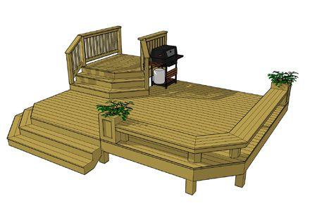 Deck Plan 2L090.