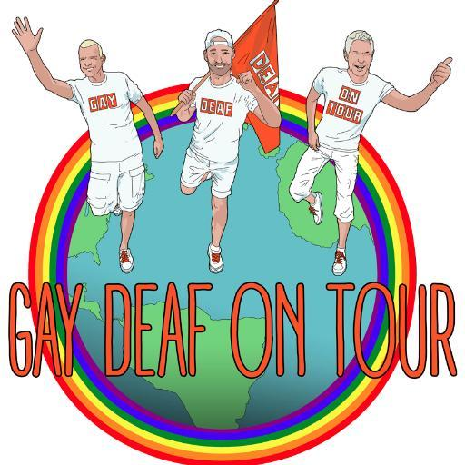 "Gay Deaf on Tour on Twitter: ""Gay Deaf on Tour has signed a."
