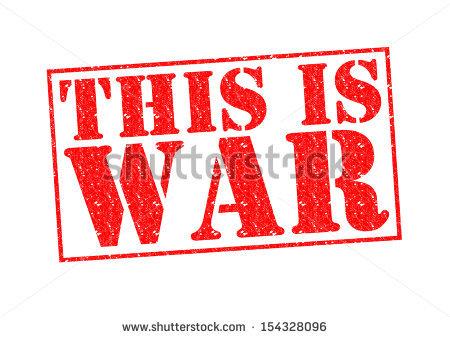 Declare war clipart.