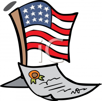 Declaration Of Independence Clipart#2139584.