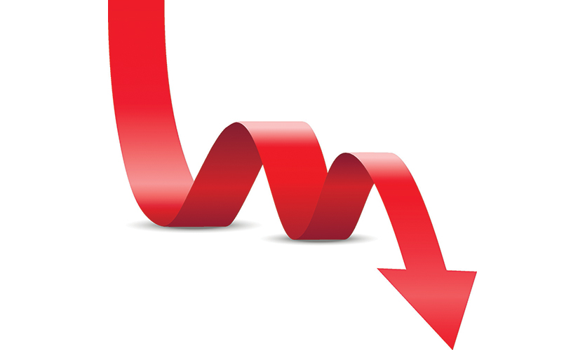 Insurance rate declines could moderate in 2017.