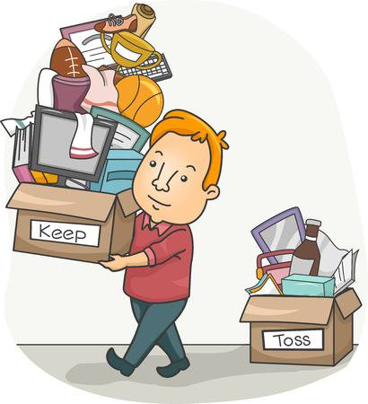 61 Declutter Stock Vector Illustration And Royalty Free Declutter.