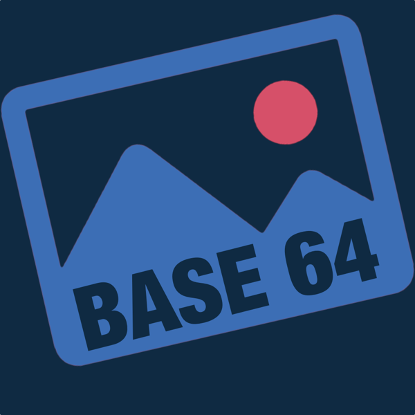 ‎Base64 Image Encoder.