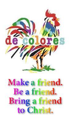 Make a friend. Be a friend. Bring a friend to Christ.