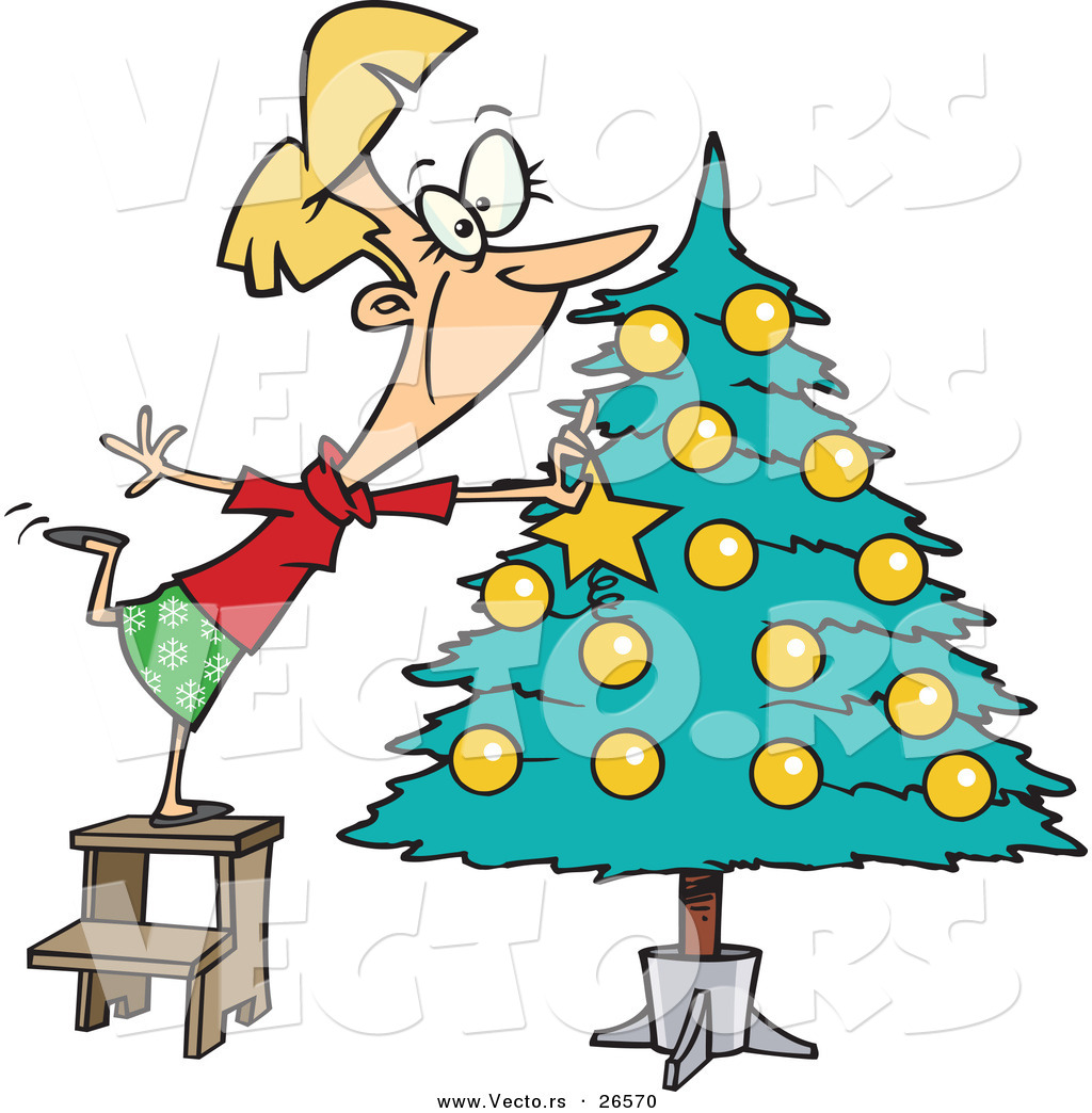 Decorate Christmas Tree. Affordable How To Decorate A Christmas.