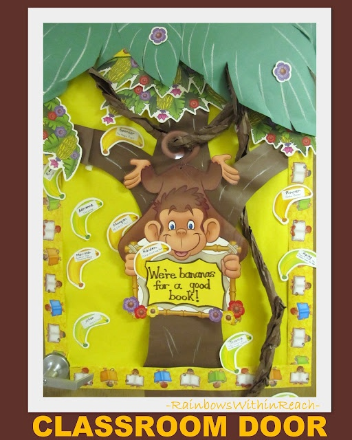 1000+ ideas about Jungle Classroom Door on Pinterest.