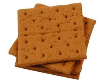Graham cracker.