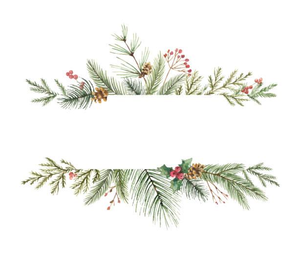Best Christmas Decoration Illustrations, Royalty.