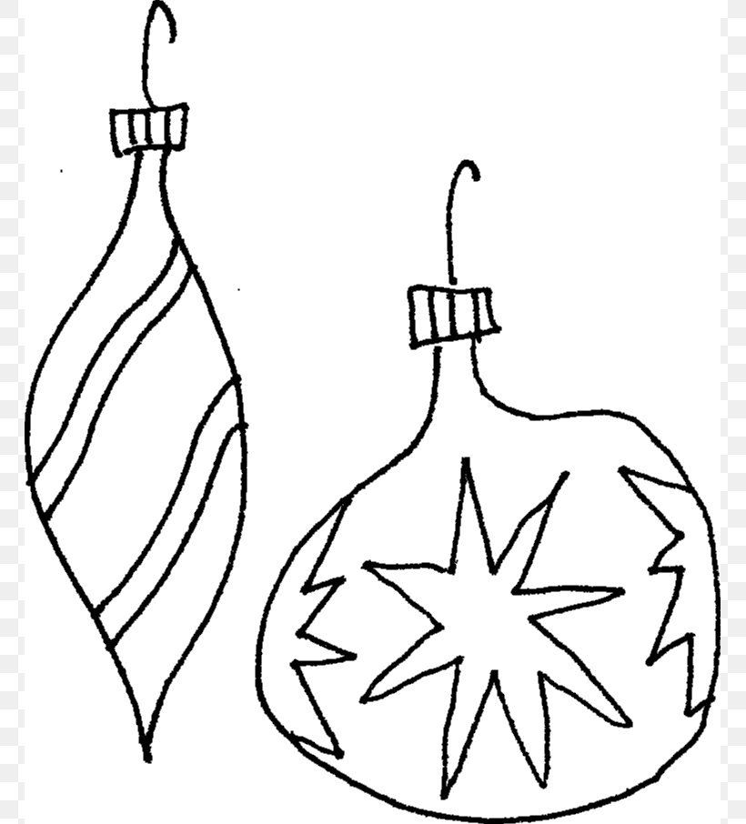 Christmas Ornament Coloring Book Christmas Decoration Clip.