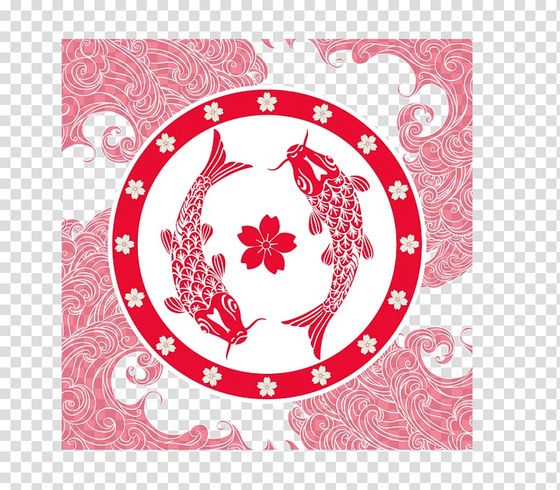 Icon, Cherry blossom decoration transparent background PNG.