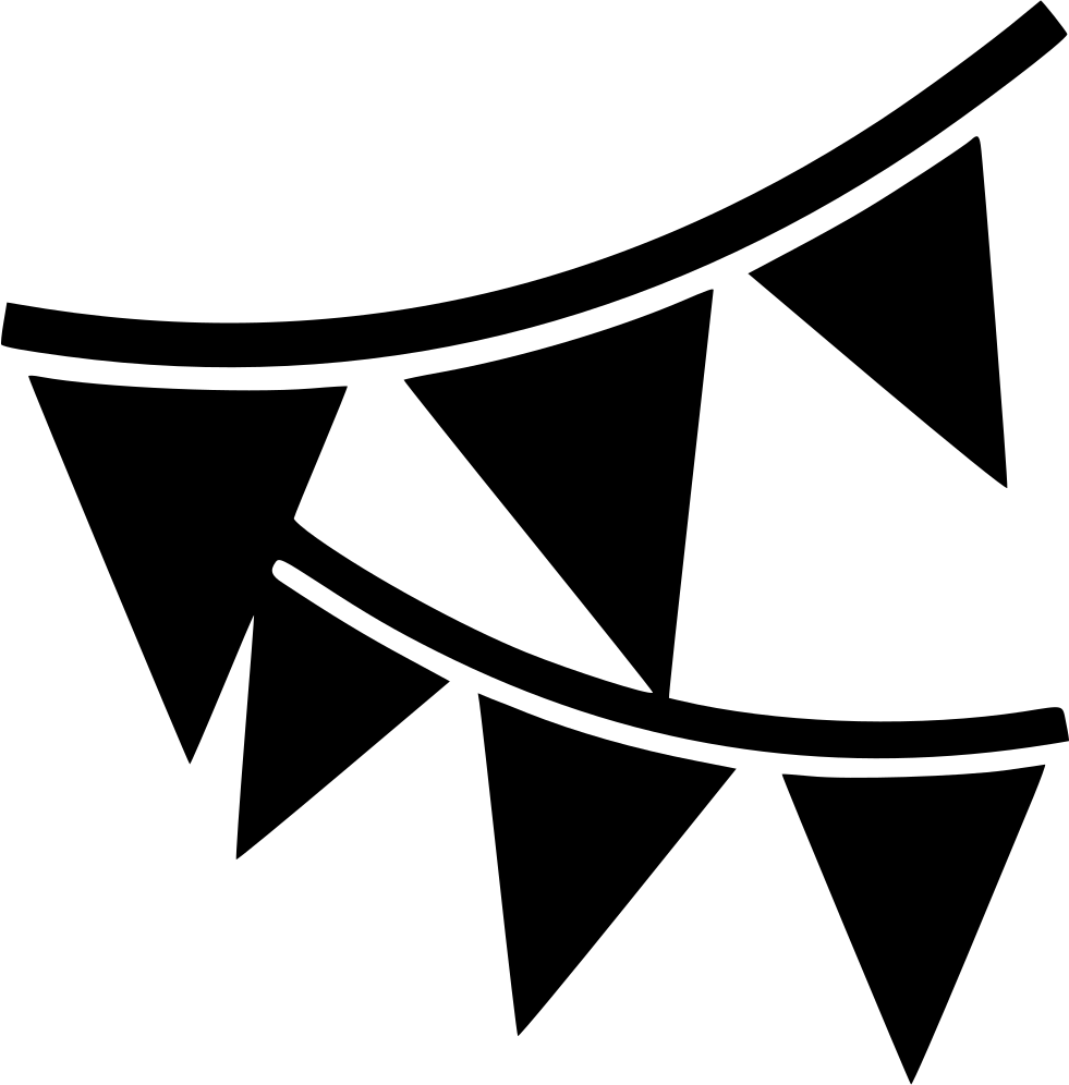 Party Decoration Svg Png Icon Free Download (#563914.