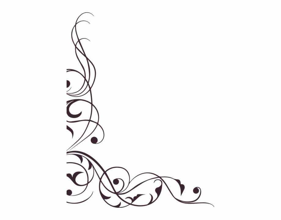 Swirl, Ornament, Decoration, Element, Ephemera, Floral.