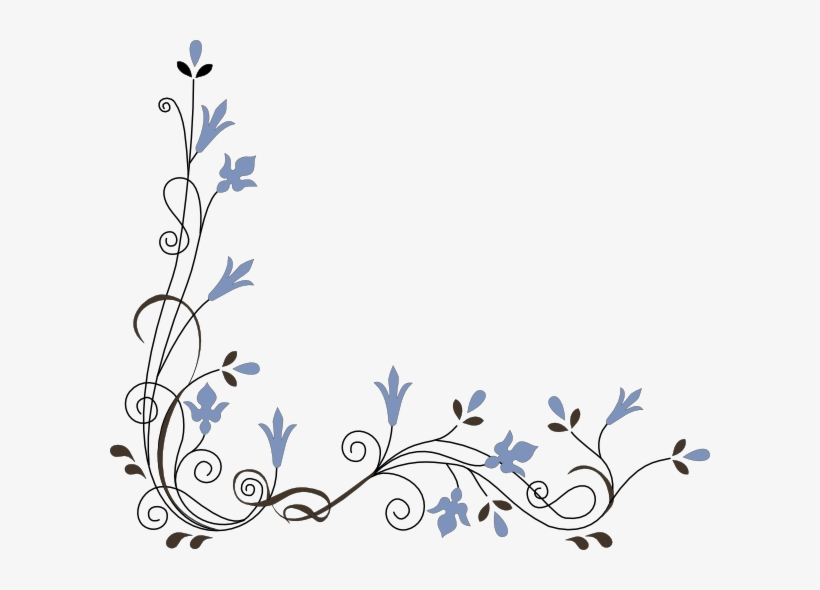Decoration Clipart Pretty Flower.