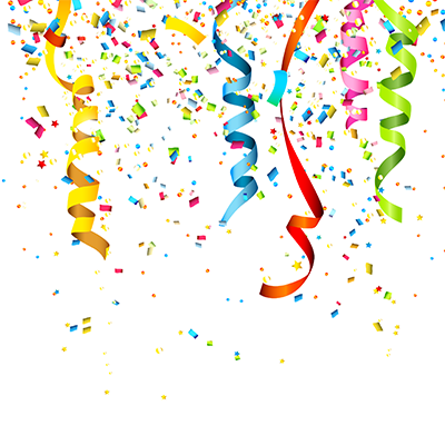 Download Free png party decorations.