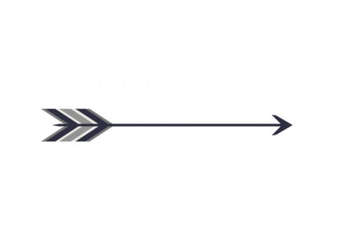 Decorative arrow clipart 1 » Clipart Station.