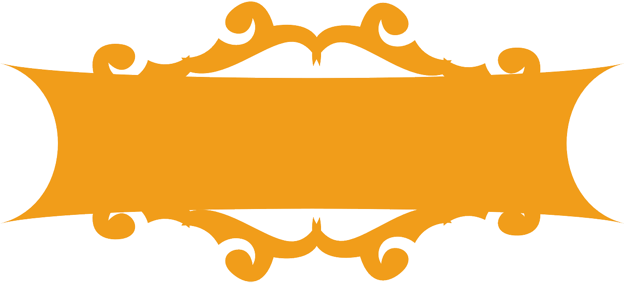 Blank Banners Png.