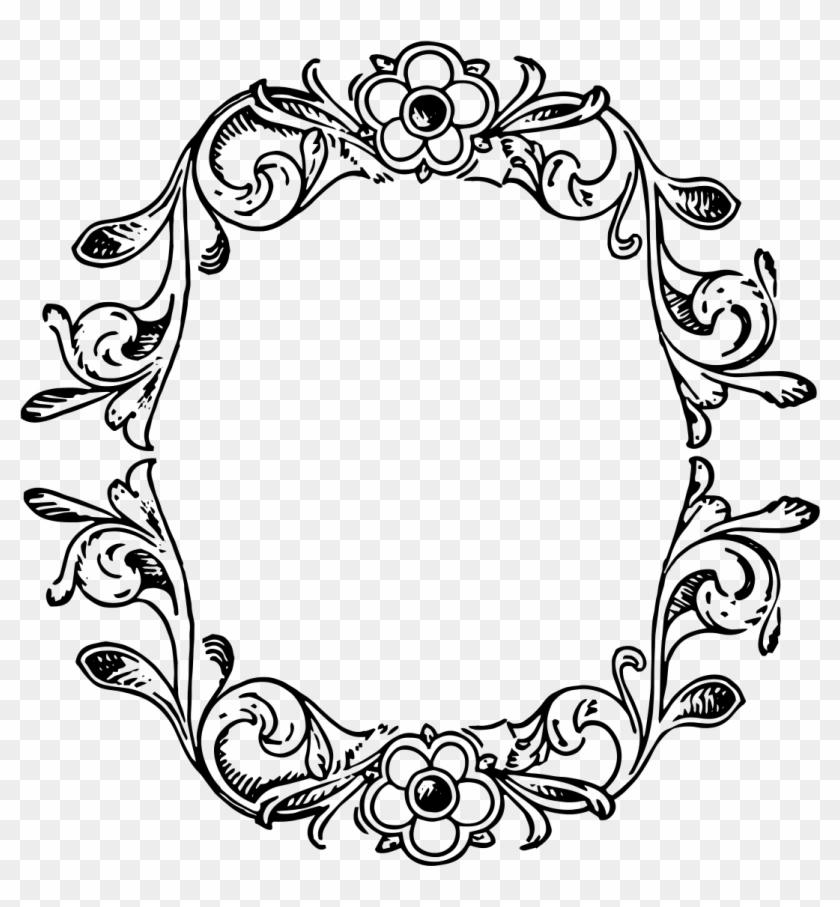 Decorative Border Clip Art Clipartsco.