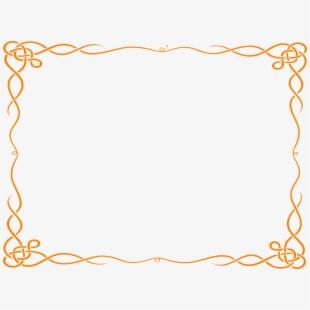 Decorative Borders Clip Art.