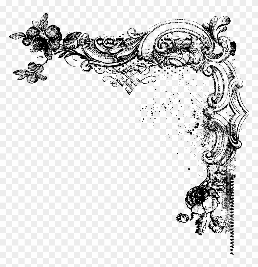 Decorative Borders Clip Art Hubpicture Pin.