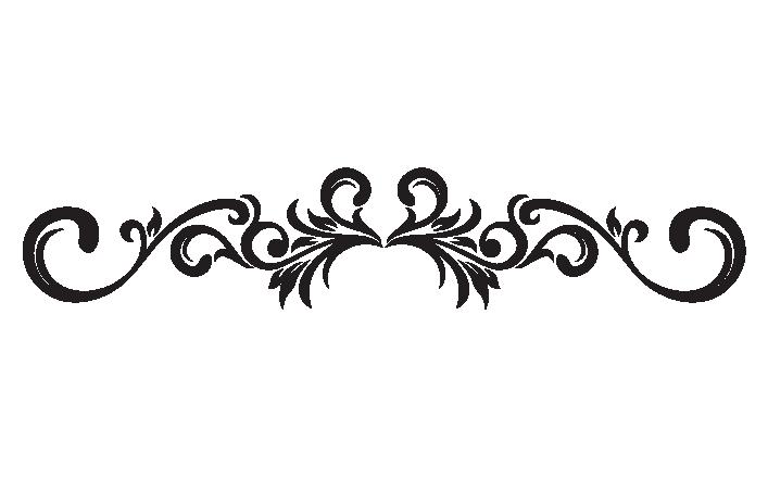 Decorative Designs Clipart.