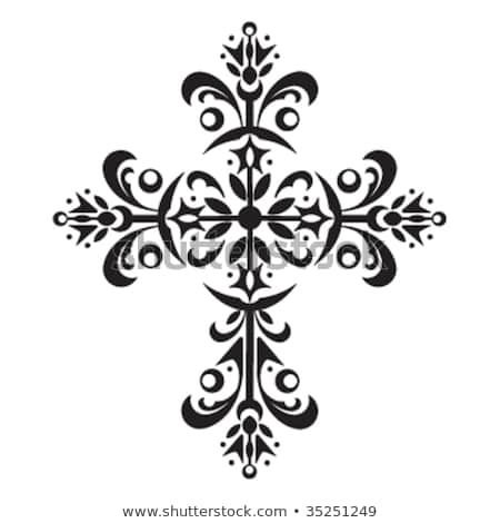 Decorative Cross Png & Free Decorative Cross.png Transparent Images.