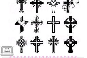Decorative cross clipart 7 » Clipart Portal.