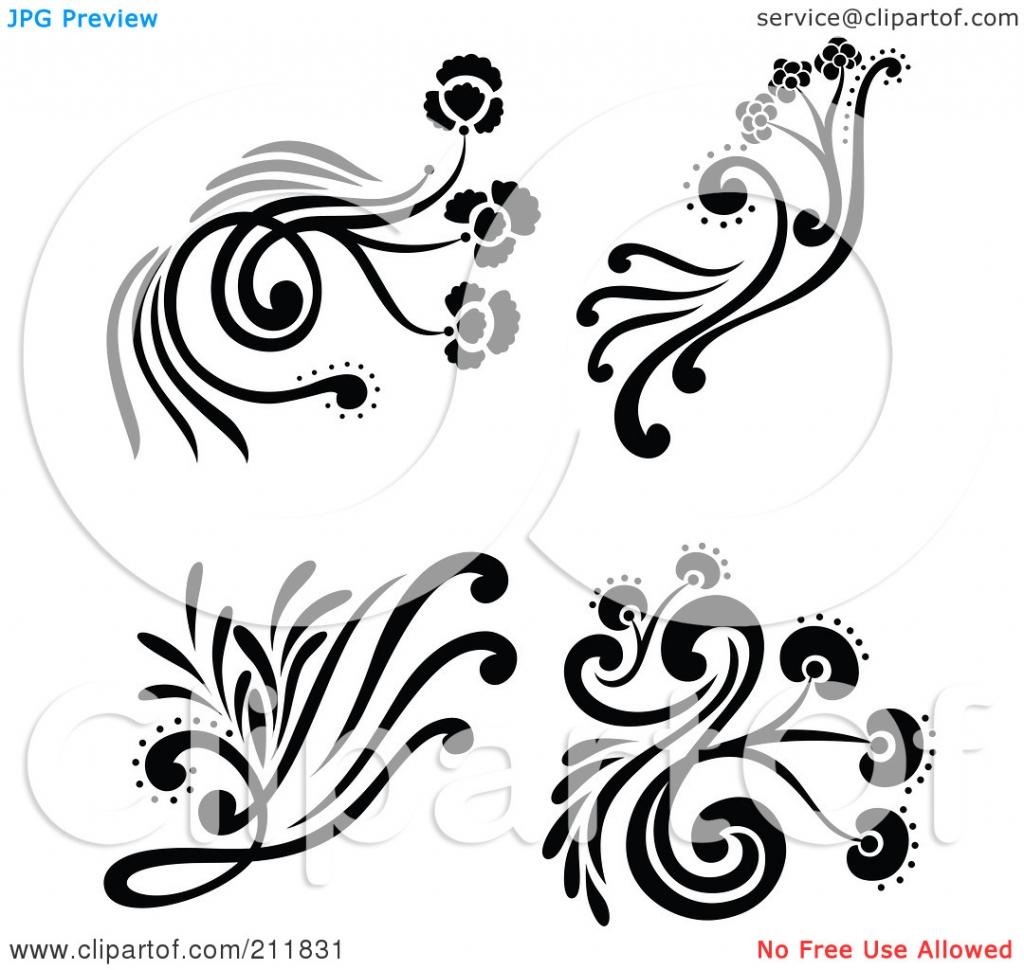 Decorative Designs.