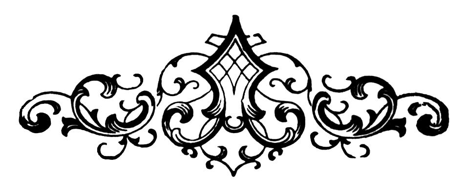 Decorative Cliparts Design.