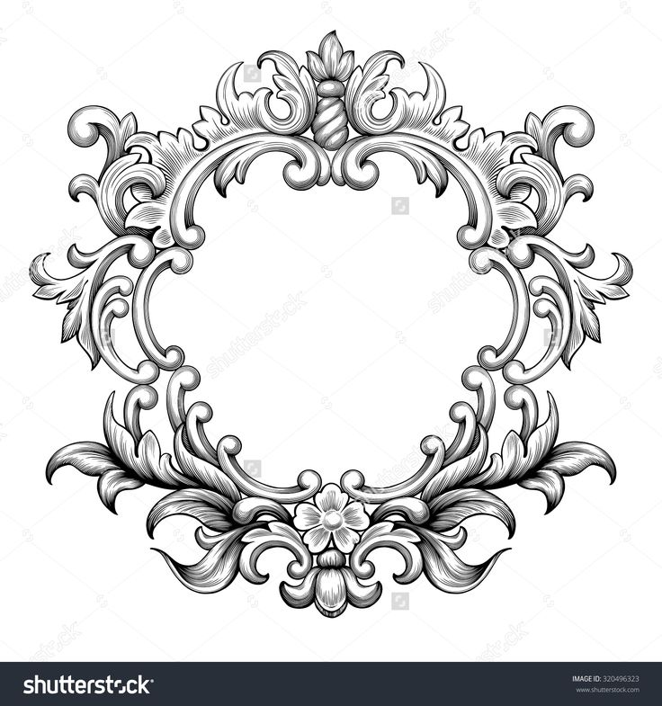1000+ images about Винтажные декоративные элементы on Pinterest.