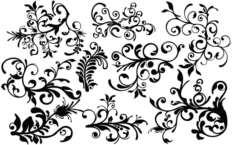 Free Decorative Flourish, Download Free Clip Art, Free Clip.