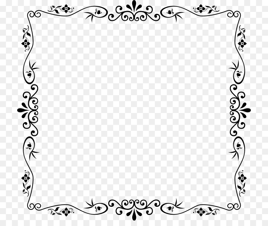 Decorative Frame Png & Free Decorative Frame.png Transparent Images.