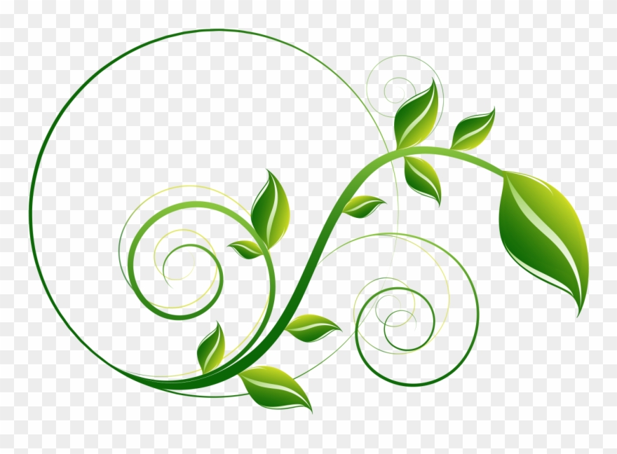 Decorative Leaf Png File Clipart (#3273036).