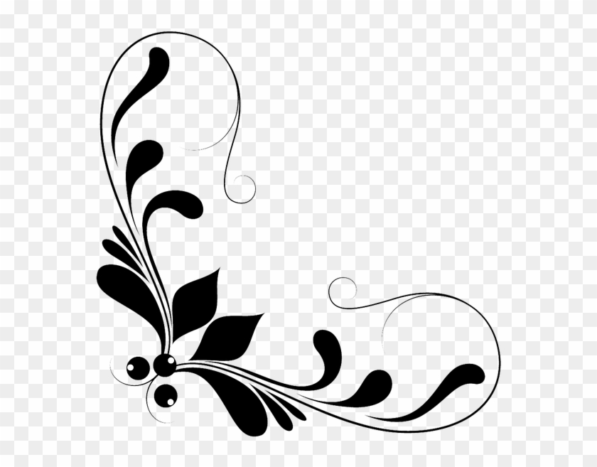 Decorative Line Clipart 10,.