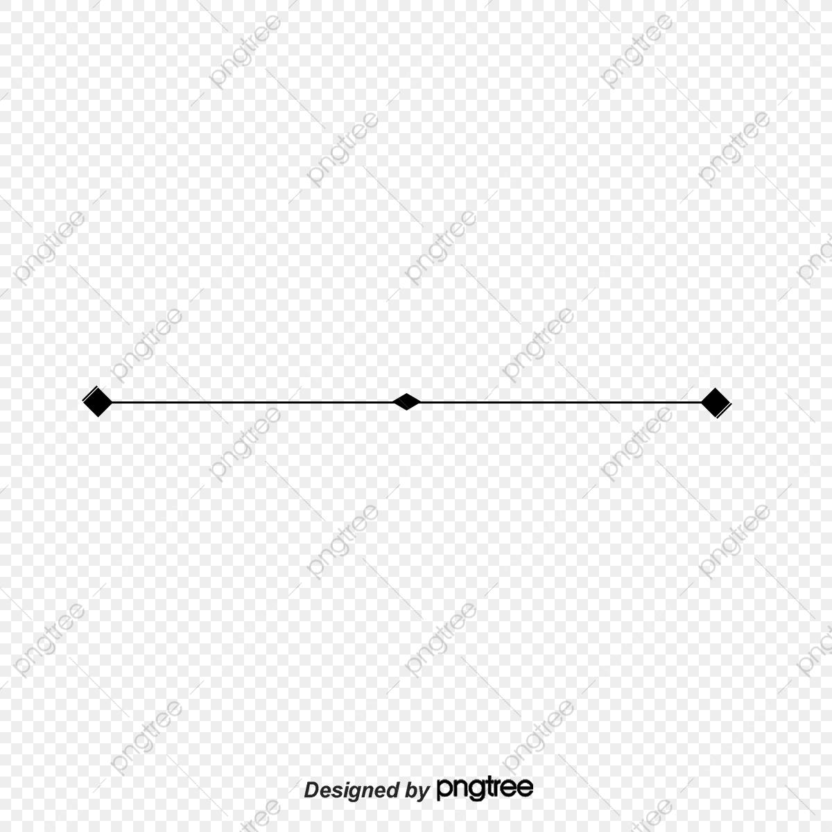 Decorative Lines Dividing Line, Line, Decoration, Dividing Line PNG.
