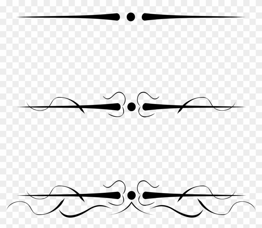 Decorative lines clipart 3 » Clipart Station.