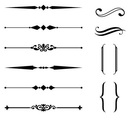 1,061,082 Decorative Line Cliparts, Stock Vector And Royalty Free.
