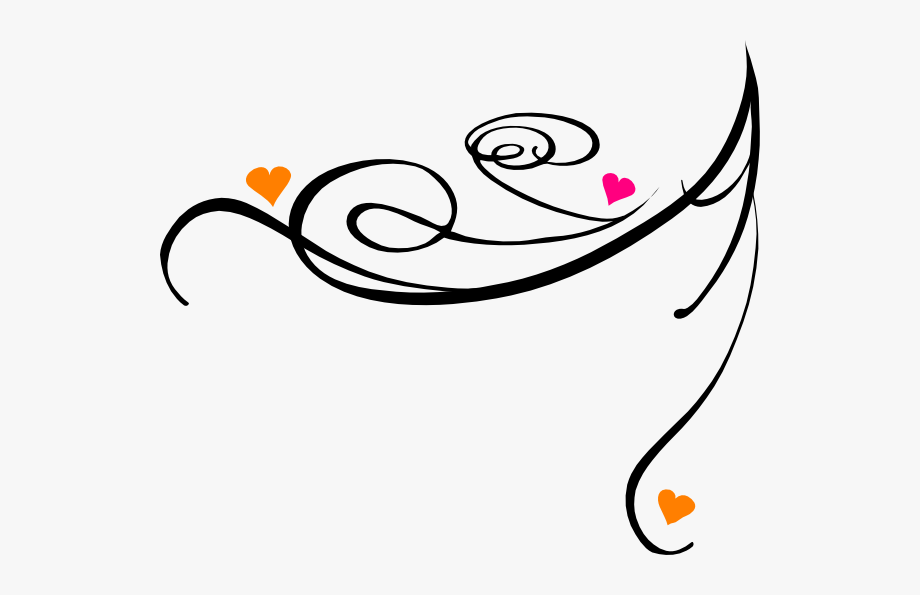 Decorative Swirl Clip Art At Clkercom Vector Online.