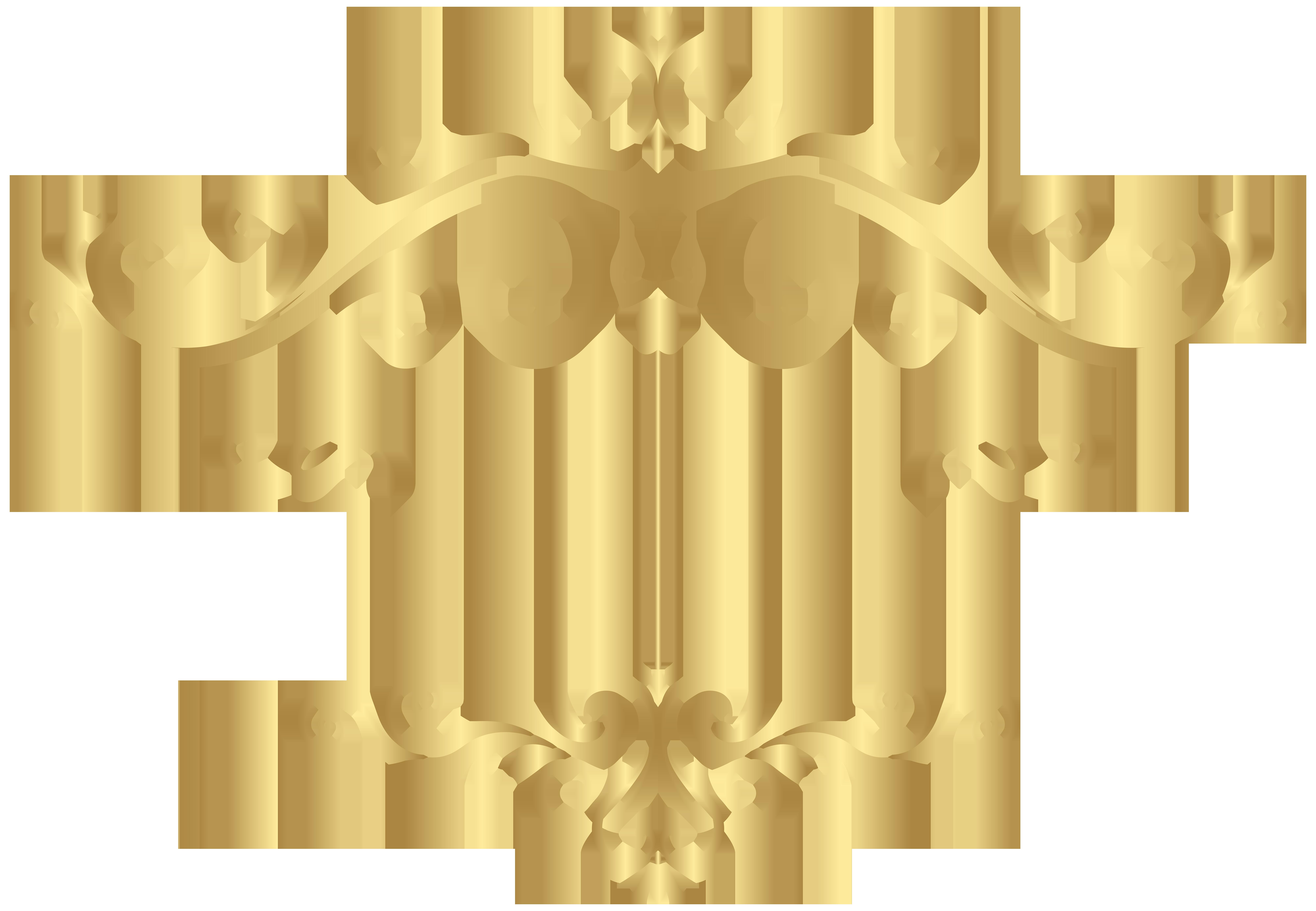Decorative Element PNG Clipart Image.