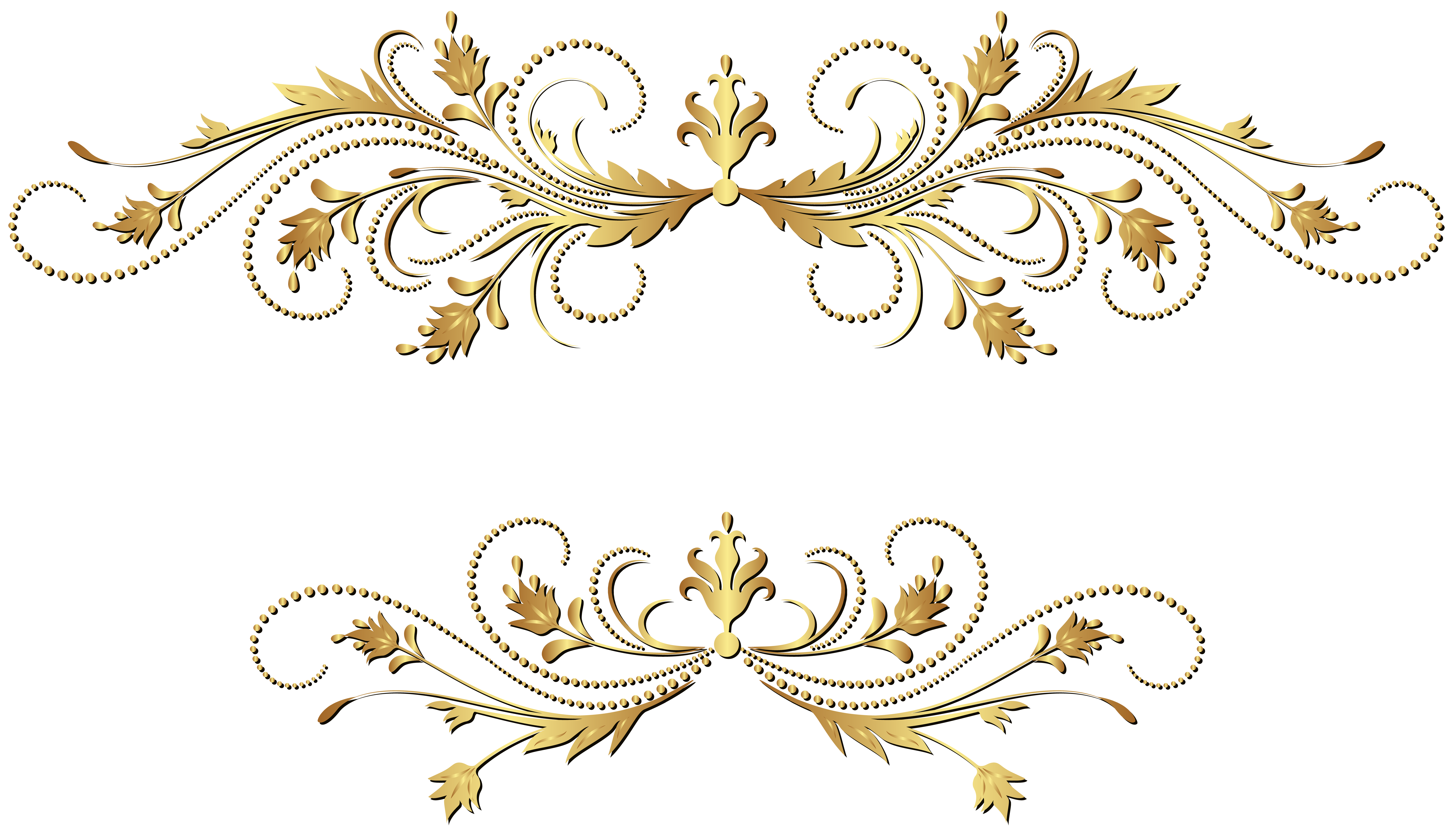 Decorative Elements PNG Clip Art.