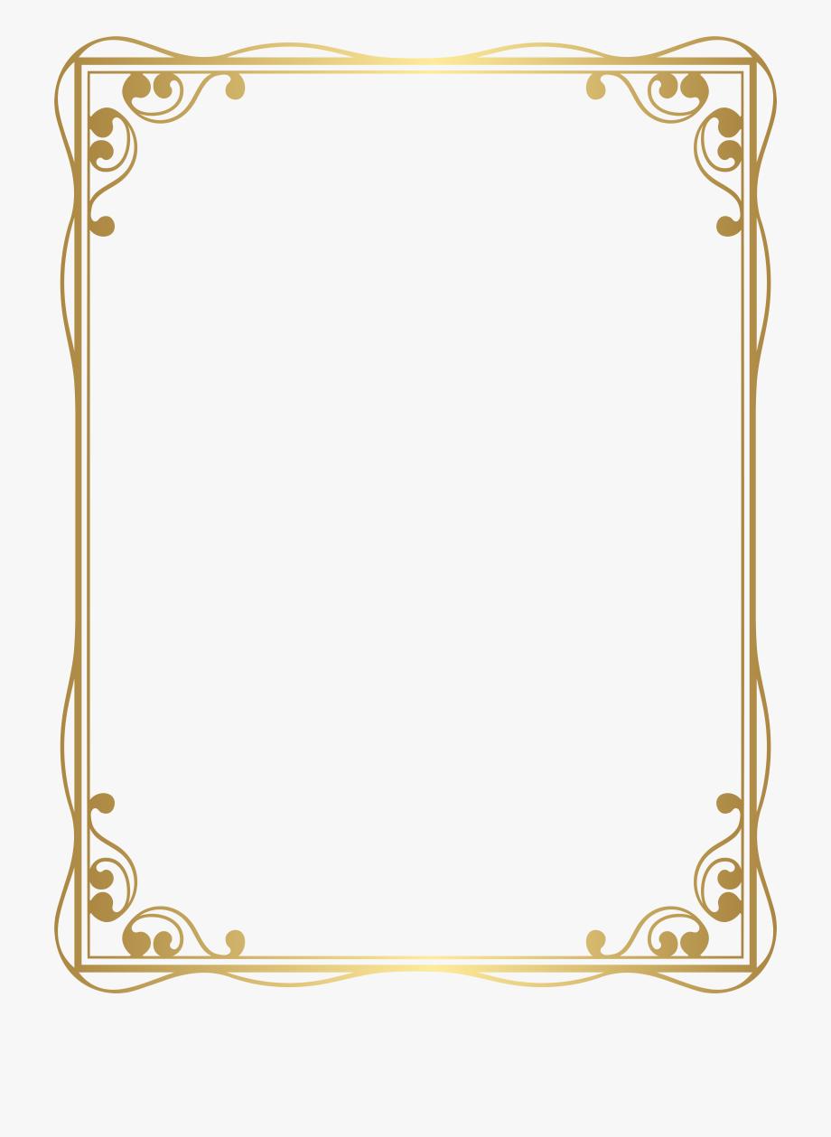Frame Decorative Png Clip #999237.