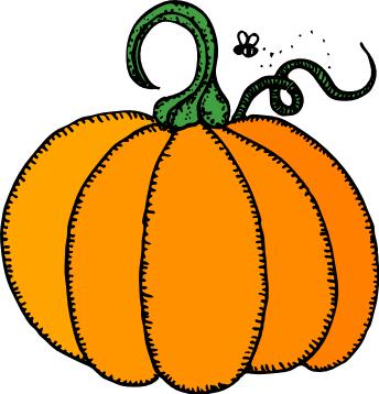 Free Halloween Pumpkins Clipart.