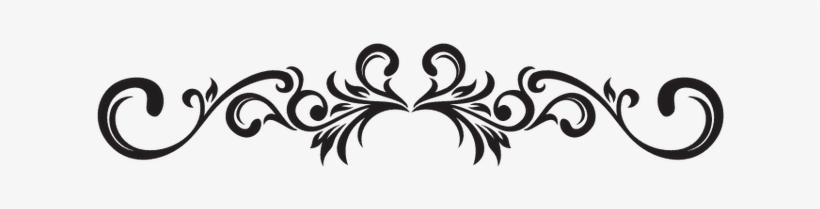 Vector Scroll Decorative.