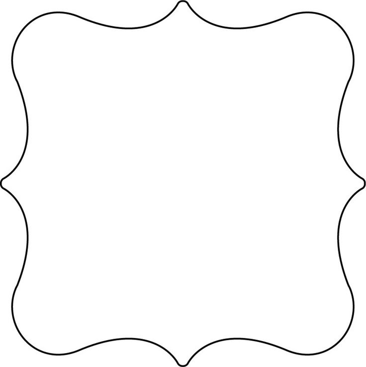 Decorative Shape Clipart.