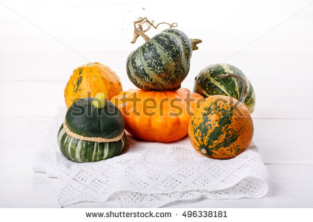 Ornamental Squash Stock Photos, Royalty.