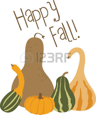 Autumn Squash Cliparts, Stock Vector And Royalty Free Autumn.